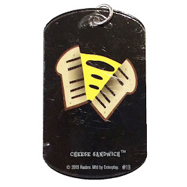 My Little Pony Cheese Sandwich Series 2 Dog Tag