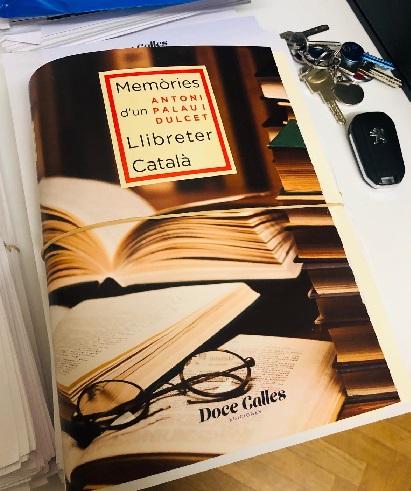 Memòries d'un llibreter català, de Antoni Palau i Dulcet
