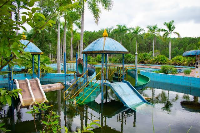 Wisata water park
