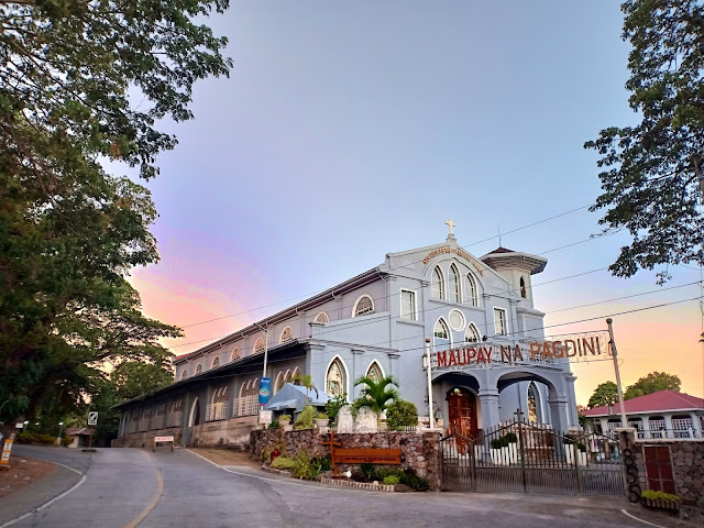 San Nicholas De Tolentino Church