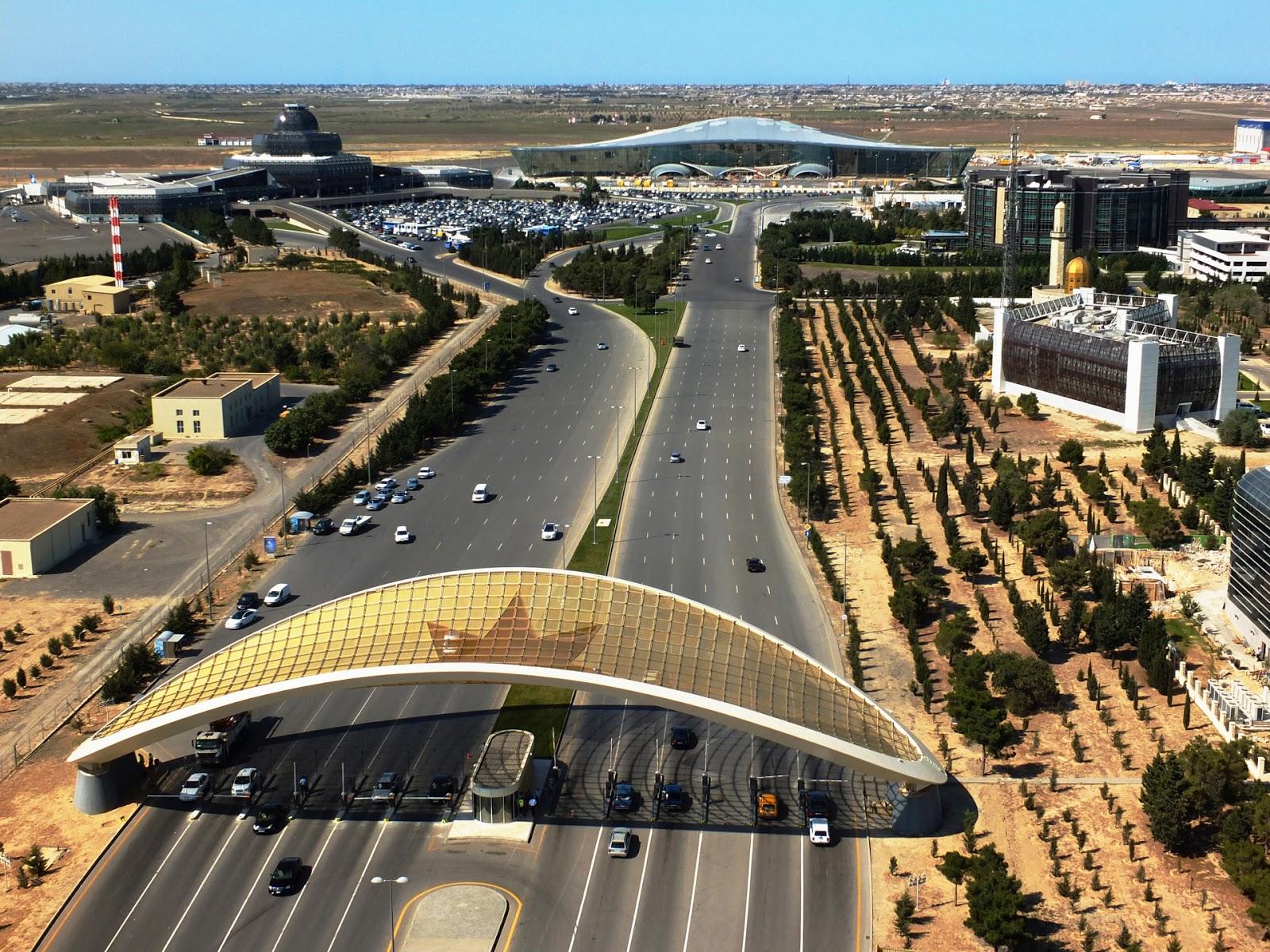 Baku, Azerbaijan sẽ là đường đua mới của Formula One năm nay