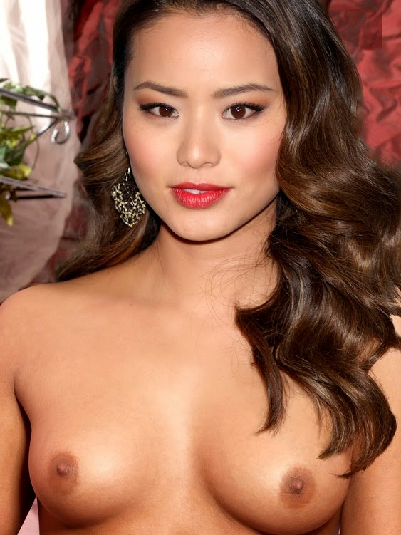 Jamie chung naked, passed out whore used