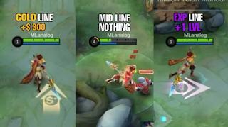Apa Itu Three Lane Push di Mobile Legend? dan Bagaimana Cara Melakukannya?