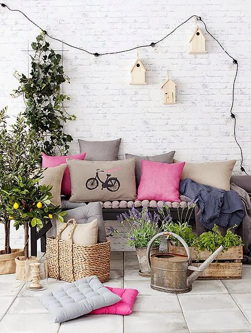 5 claves lowcost para preparar tu hogar para Primavera