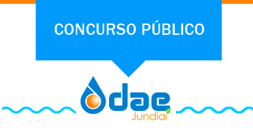 DAE de JUNDIAÍ abre inscrições para concurso com 43 vagas
