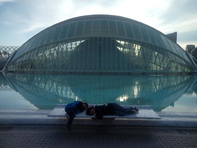 Ciudad de las Ciencias de Valencia