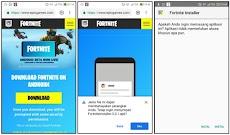 Cara Download Fortnite Mobile di Android Terbaru 2019 dengan Mudah dan Cepat