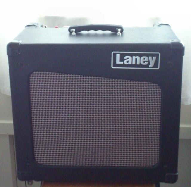 mathias lang 39 s guitar blog new amp laney cub 12r. Black Bedroom Furniture Sets. Home Design Ideas