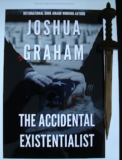 Portada del libro The Accidental Existentialist, de Joshua Graham