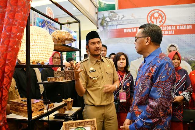 Gubernur Sulsel Minta Kopi Uno's dan Kopi Jantan dari Sinjai Diperkenalkan ke Investor Jepang