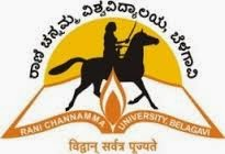 Rani Channamma University Time Table 2016