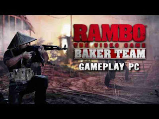Rambo The Video Game Baker Team Game Free Download