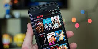 Cara Asyik Nonton Netflix Menggunakan Ponsel