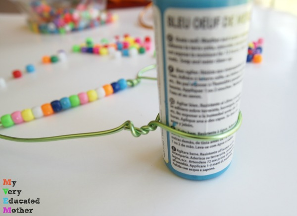Cheap and easy kids craft? Bubble wands