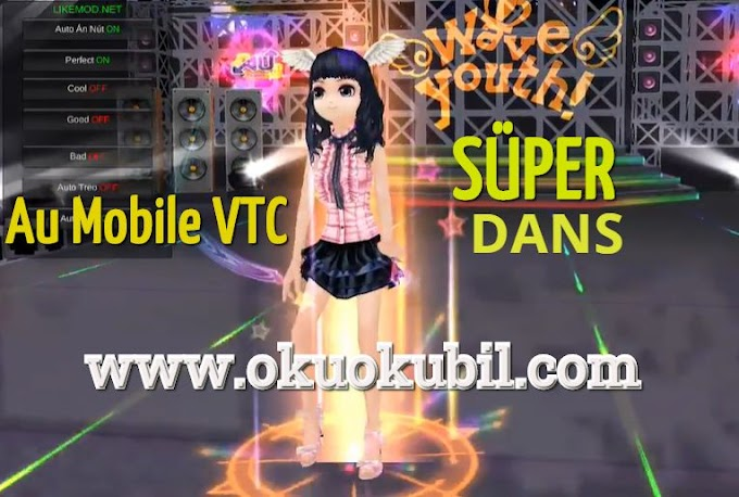 Au Mobile VTC v1.9.0122 Audition dance game Süper Dans Mod İndir Android