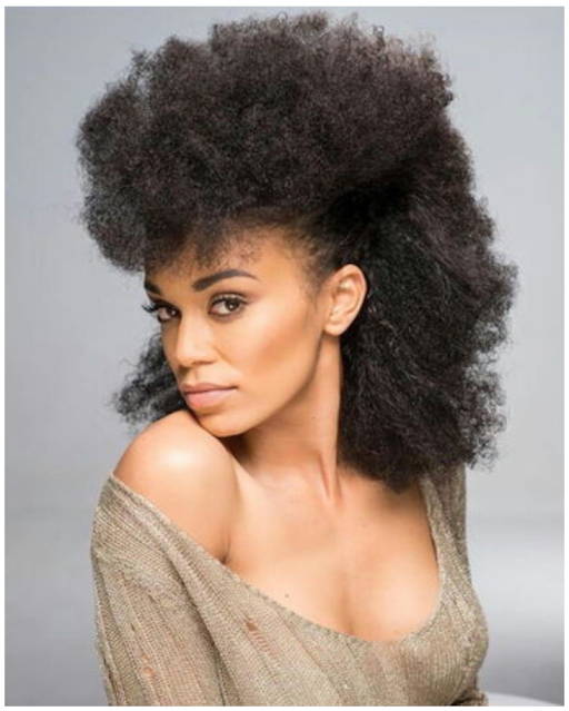 South African media personality, Pearl Thusi narrates her battle with being light-skinned