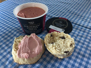 Strawberry Clotted Cream review