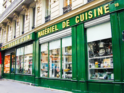 E. dehillerin in Paris - the ultimate cooking store