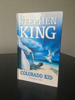 "pozory mylą, czyli ""Colorado Kid"" Stephen King, fot. paratexterka ©"