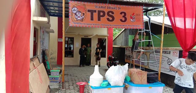 Unik ! Kenakan Busana Berbagai Etnis,TPS 3 Kubuperahu akan Bagikan Souvenir–Doorprize