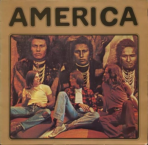 America - America (1971, Folk Rock)