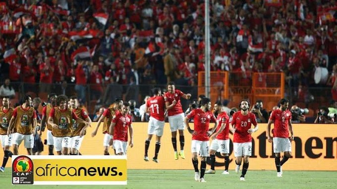 #AFCON 2019: Egypt win opener against Zimbabwe 1 - 0