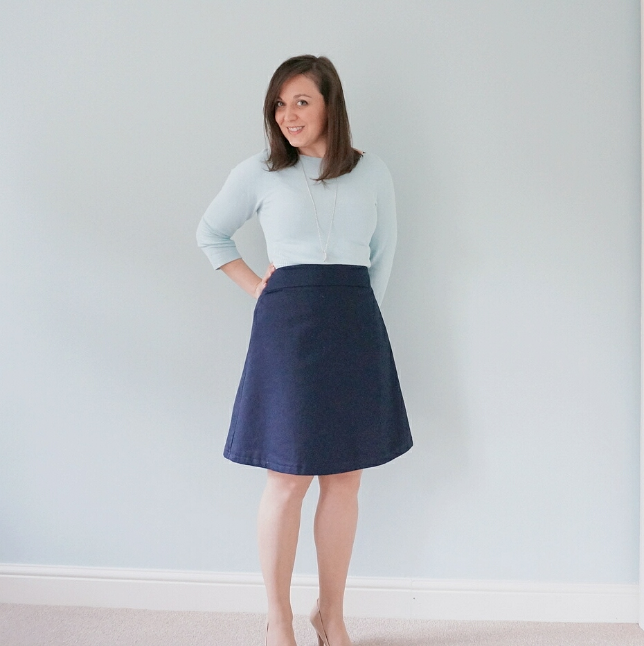 #wardrobebuilder skirt 3 the Delphine