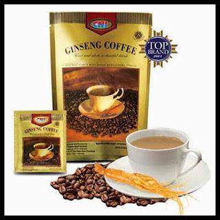 CNI Ginseng coffee kopi paling nikmat dan berkhasiat untuk kesehatan