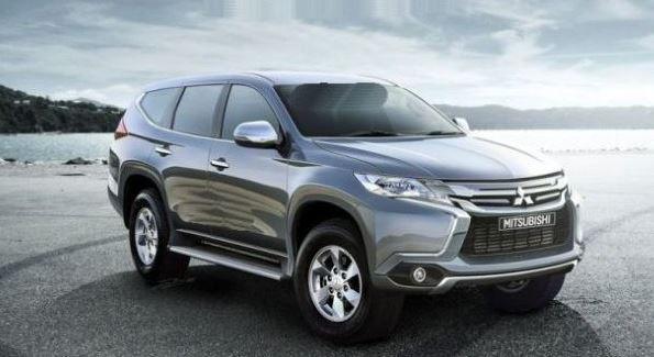 2018 Mitsubishi Pajero New Review, Release Date, Design, Price SUV
