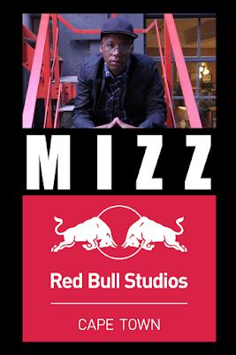 DJ MIZZ - Live from the Red Bull Studios Cape Town