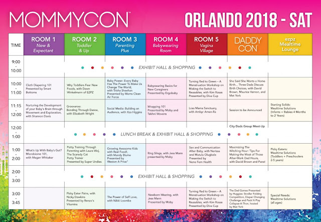 What Does MommyCon Orlando Have To Offer?