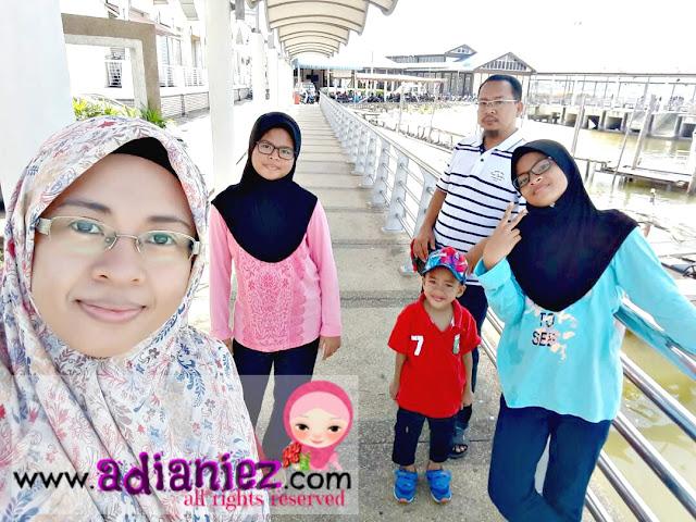 Wajib Singgah Lumut Waterfront La Kalau Ke Lumut, Perak
