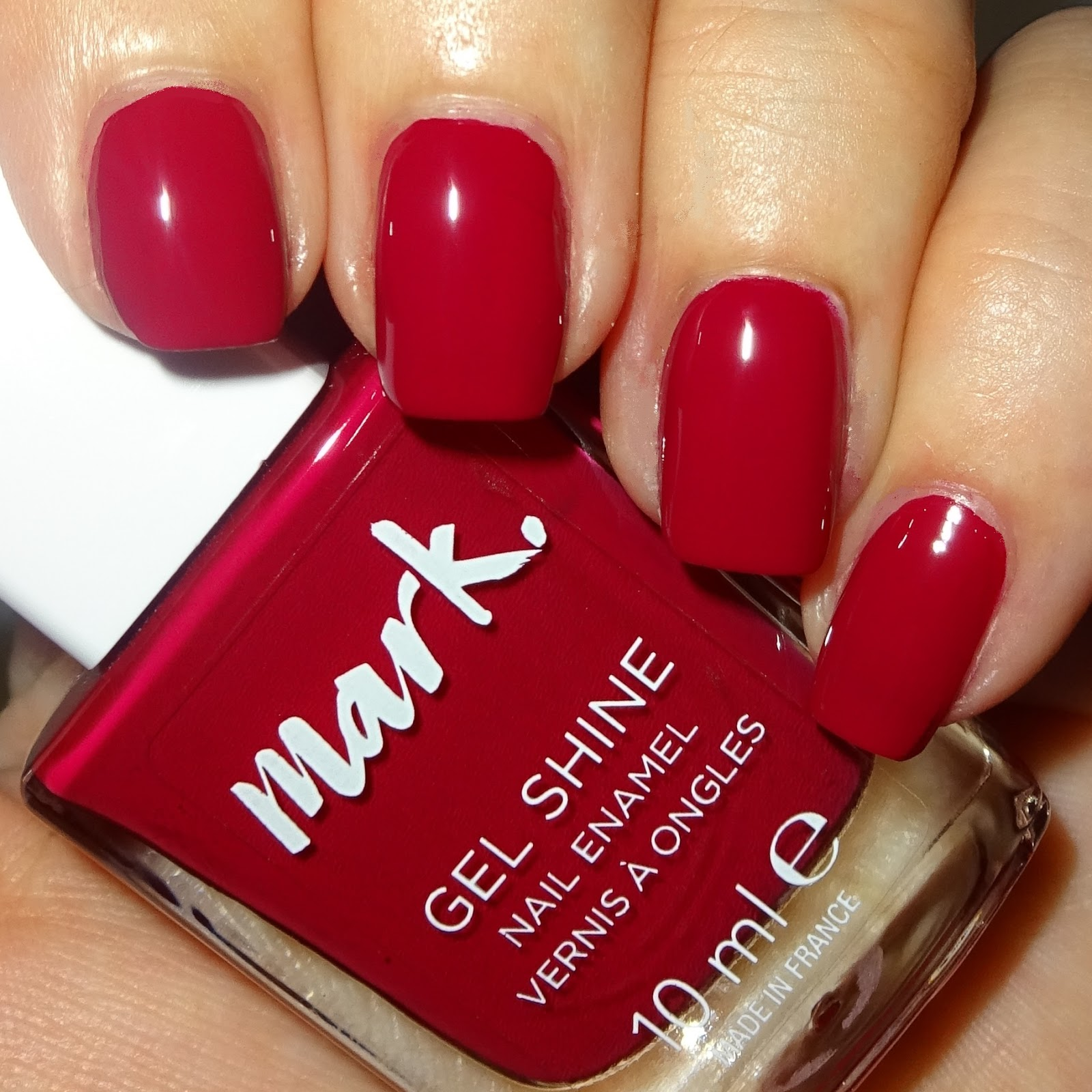 Wendy\'s Delights: Avon Mark Gel Shine Nail Enamels - Parfait Pink ...