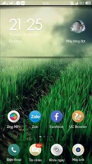 Tema Vanilla N9 untuk Oppo Semua Tipe