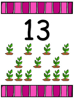 Fichas de números del 1 al 20 para preescolar pdf