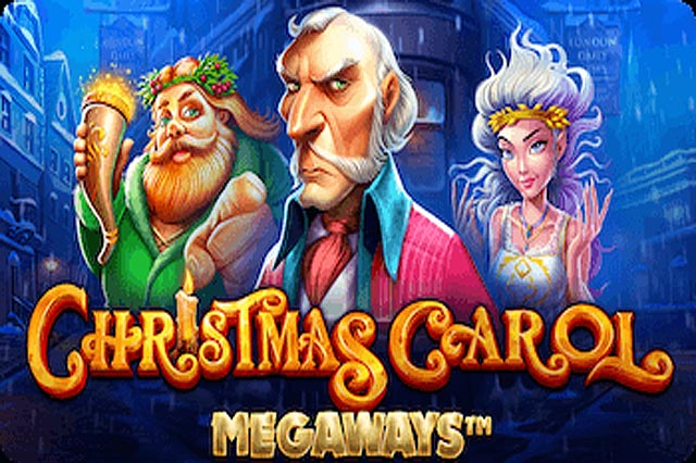 ULASAN SLOT CHRISTMAS CAROL MEGAWAYS (PRAGMATIC PLAY)