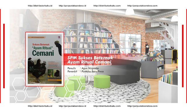 "SPM : Sukses Beternak ""Ayam Ritual"" Cemani"