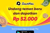 Viral Aplikasi Snack Video Penghasil Uang? Begini Caranya