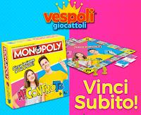 Vinci gratis il nuovissimo Monopoly di Me Contro Te