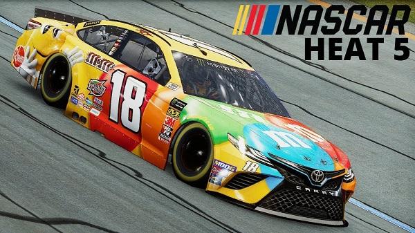 NASCAR Heat 5 Career Mode