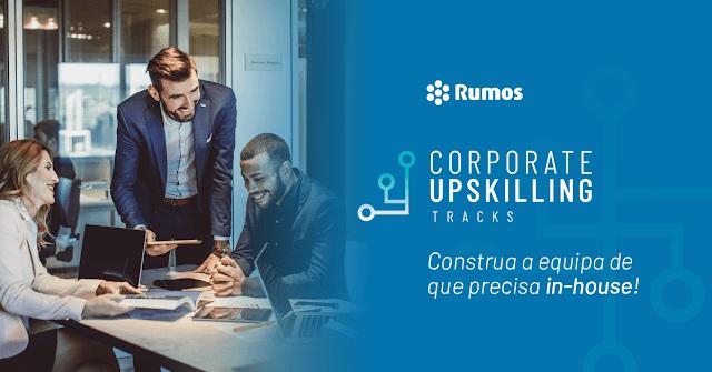 Rumos lança programa de upskilling para equipas