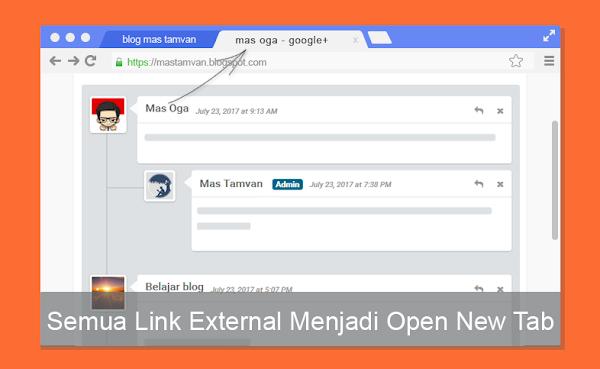 Link External Open New Tab