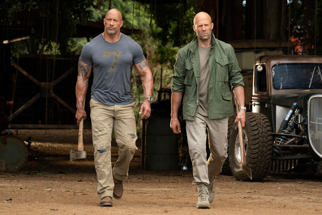 Fast & Furious: Hobbs & Shaw: Film Review