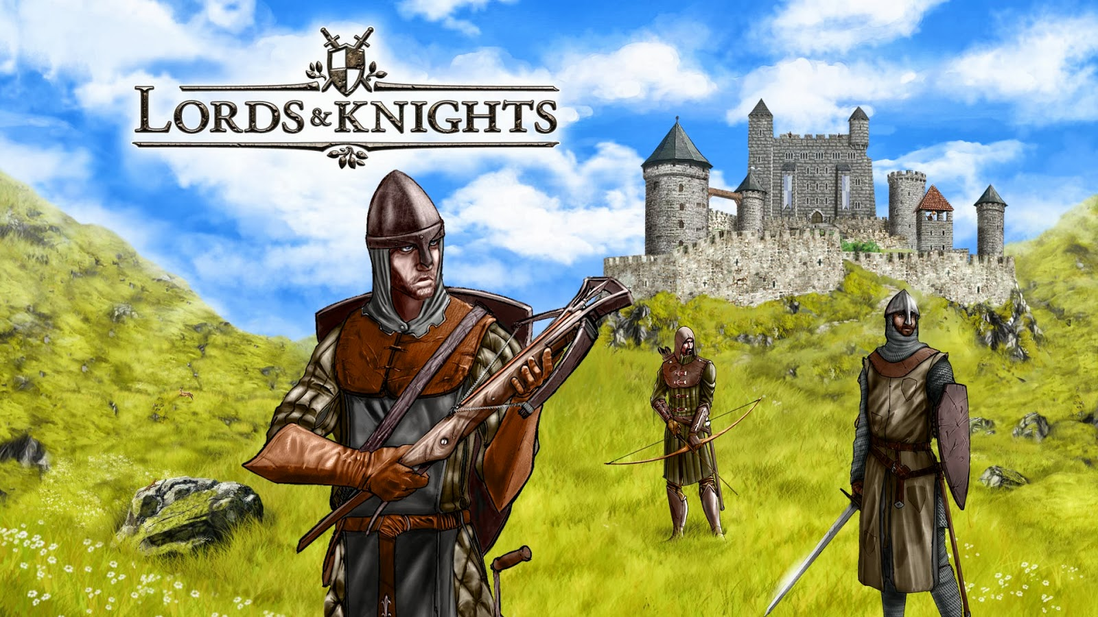 Lords & Knights - Medieval building MMO | Most Popular ...  Lords & Knights...
