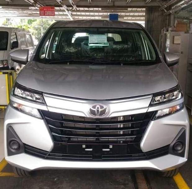 All New Toyota Avanza 2019 Lampu Depan LED