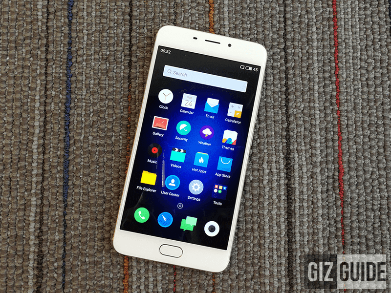 meizu-m3e-screen Meizu M3E Review - Affordable Photography Phone In Style Technology