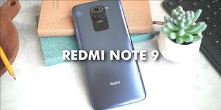 Rekomendasi HP 2 Jutaan 2021 Redmi Note 9