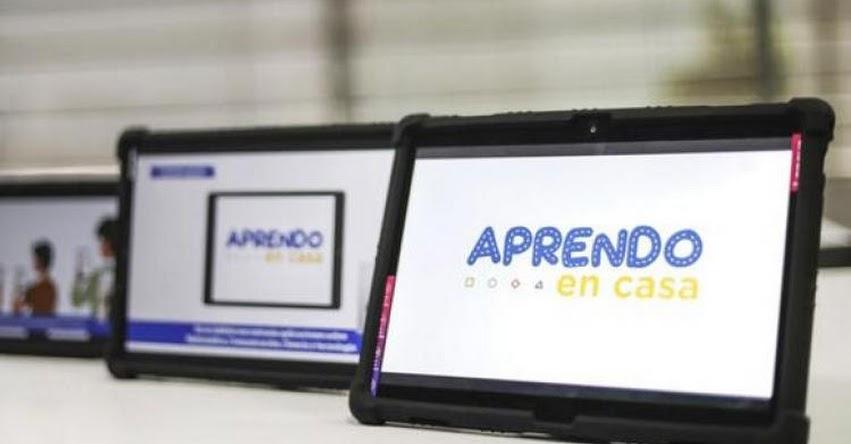 DESCARGAR APRENDO EN CASA: Instala el aplicativo oficial para Android del Ministerio de Educación - MINEDU
