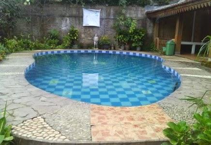 Fasilitas Kolam Renang Villa 0060