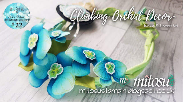 Stampin' Up! Climbing Orchid Bundle Mitosu Crafts Order Stampinup Products UK Online Shop 5
